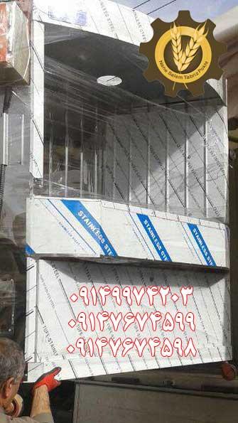سنگک پزي 7 - گالری دستگاه سنگک پزی سری 1